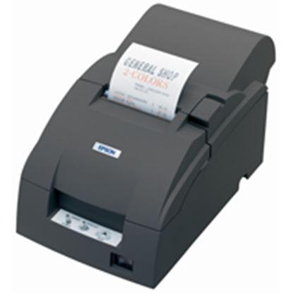 Imagen de EPSON - EPSON MINIPRINTER TMU220A-890 NEGRA/USB/AUTOCOR/AUDITORIA/FUENTE