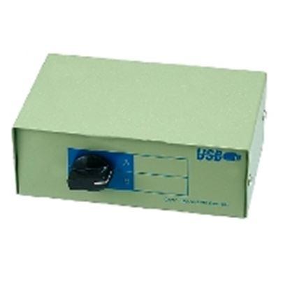 Imagen de DTC - GENÉRICO - MULTIPLEXOR MANUAL USB 1 A 2 PC