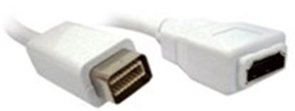 Imagen de DTC - B-ROBOTIX - ADAPTADOR MINI DVI MACHO-HDMI HEMBRA