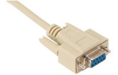 Imagen de PAQ. C/2 - STEREN - PLACA DE PARED CON CONECTOR VGA