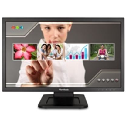 Imagen de VIEWSONIC - MONITOR 22 MULTI-TOUCH LED FHD 1920X1080 20M:1 DVI VGA BOCI.AS
