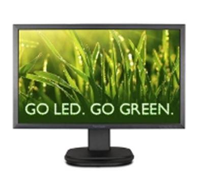 Imagen de VIEWSONIC - MONITOR LED 22 (21.5 ) PIVOT 1920X1080 FULLHD DVI VGA 20M:1 V.SA
