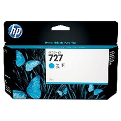 Imagen de HEWLETT PACKARD - HP 727 CYAN 130ML TINTA AMPLIO FORMATO B3P19A