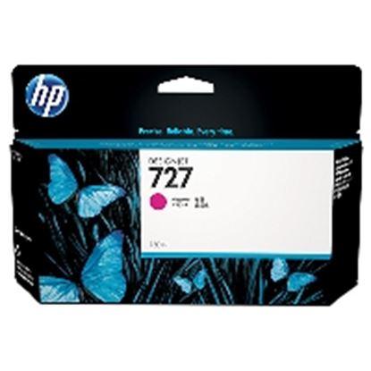 Imagen de HEWLETT PACKARD - HP 727 MAGENTA 130ML TINTA AMPLIO FORMATO B3P20A
