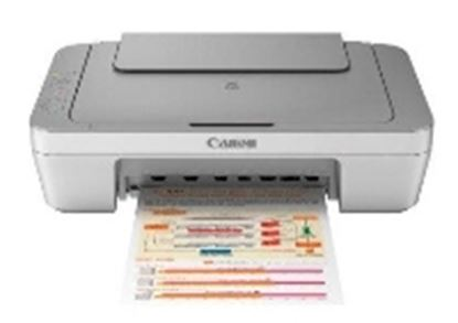Imagen de CANON - MULTIFUNCIONAL MG2410 INYECCION 8IPM ADF 4800X600 DPI MFC USB