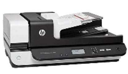 Imagen de HEWLETT PACKARD - ESCANER HP SCANJET ENT FLOW 7500 CAMA TAMANO OFICIO Y ADF