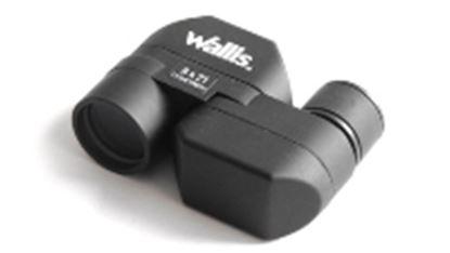 Imagen de WALLIS - LENTE CON REVESTIMIENTO ANTIREFLEJANTE, 8 X 21 MM, NEGRO