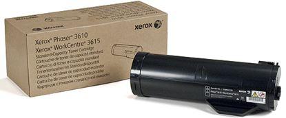 Imagen de XEROX - TONER ALTA CAPACIDAD P/PHASER 3610 / WC 3615 (14 100 IMPRESIONES)