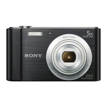 Imagen de SONY - CAMARA DIG. SONY 20.1 MPX Z/5X LCD 2.7 USB BAT.REC V/HD 360¦ NEG