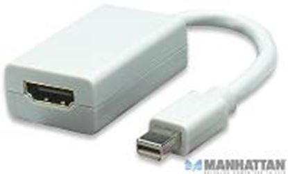 Imagen de MANHATTAN - ADAPTADOR DISPLAYPORT MINI M A HDMI H