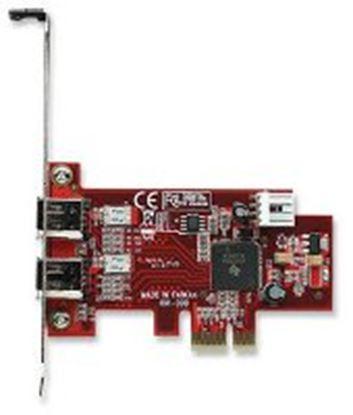 Imagen de MANHATTAN - TARJETA FIREWIRE 400 2 PTOS PCI EXPRESS