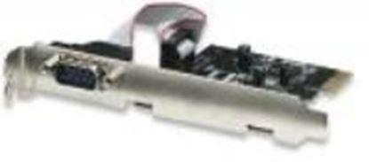 Imagen de MANHATTAN - TARJETA SERIAL PCI EXPRESS 1 PUERTO