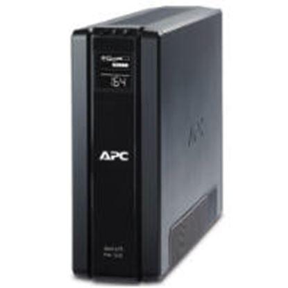 Imagen de APC - NO BREAK APC BACK UPS RS 1500VA 120V 8 OUTLET 12 MIN 1/2 CARG NOM