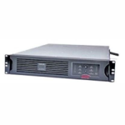 Imagen de APC - NO BREAK APC SMART UPS 2200VA 120V 8 OUTLET 16MIN 1/2 CARGA RACK