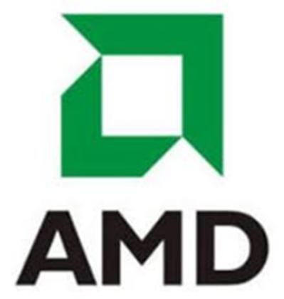 Foto para el fabricante. AMD
