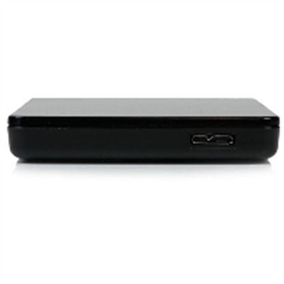 Imagen de STARTECH - GABINETE USB 3.0 DE DISCO DURO SATA III 2.5 PULGADAS EXTERNO UA.P
