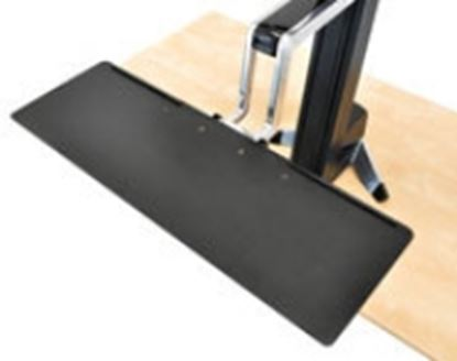 Imagen de ERGOTRON - WORKFIT- S DUAL SIT-STAND WORKSURFACE & LARGE KYBD TRAY