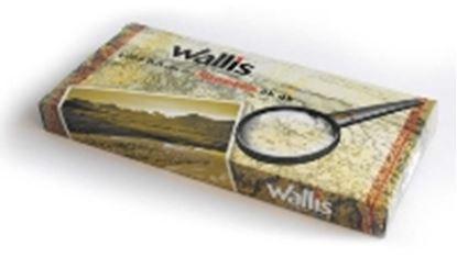 Imagen de WALLIS - REDONDA DE 9.5 CM DE DIÁMETRO, AUMENTOS DE 2X Y 4X, NEGRO