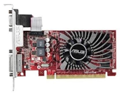 Imagen de ASUS - VIDEO CARD ASUS RADEON R7 240 2GB DDR3 320 NUCLEOS 128-BIT VGA