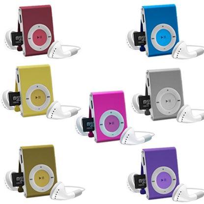 Imagen de PAQ. C/2 - DTC - B-ROBOTIX - LECTOR Y REPRODUCTOR MICRO SD PARA MP3 AZUL