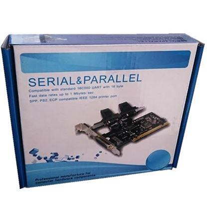 Imagen de DTC - GENÉRICO - TARJETA PARALELA 1 PUERTO PCI EXPRESS