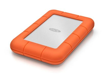 Imagen de SEAGATE - DISCO DURO EXT PORTATIL USB 3.0 2TB WIN/MAC 2YR RUGGED MINI