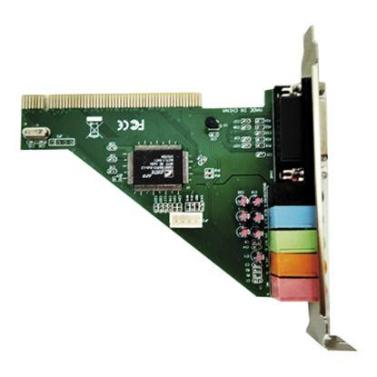 Imagen de DTC - GENÉRICO - TARJETA DE SONIDO 6.1 CANALES PCI