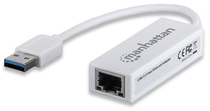Imagen de INTELLINET - TARJETA RED 10/100 USB V2.0 MH