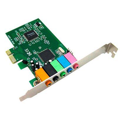 Imagen de DTC - B-ROBOTIX - TARJETA DE SONIDO 6.1 CANALES PCI EXPRESS