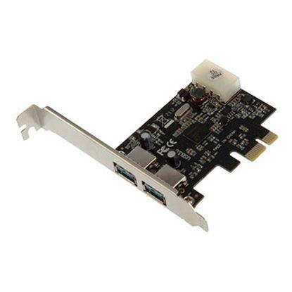 Imagen de DTC - B-ROBOTIX - TARJETA USB V3.0 PCI EXPREES 2 PTOS