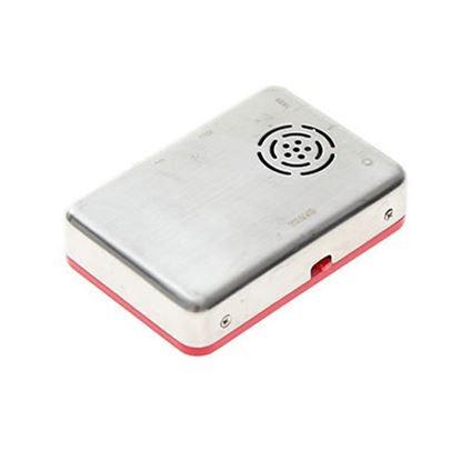 Imagen de DTC - B-ROBOTIX - LECTOR Y REPRODUCTOR MICRO SD PARA MP3 CON PANTALLA Y BOCINA ROSA