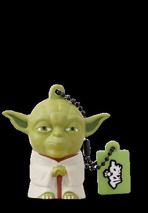 Imagen de TRIBE - MEMORIA USB 8 GB - STAR WARS YODA