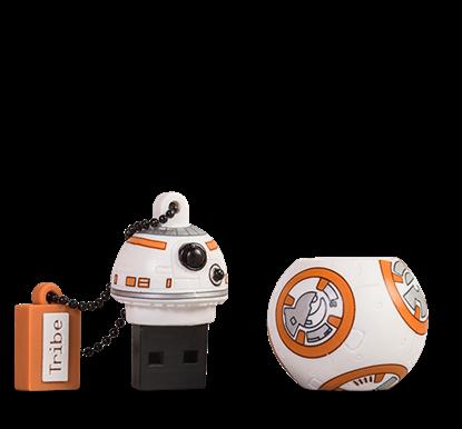 Imagen de TRIBE - MEMORIA USB 8 GB - STARWARS TFA BB-8