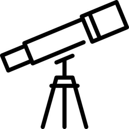 Imagen de categoría Telescopios