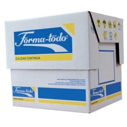 Foto para el fabricante. FORMA-TODO