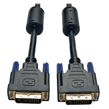 Imagen de GP BATTERIES - CABLE DVI DOBLE ENLACE PARA MONITOR TMDS DIGITAL M/M 3.05M .