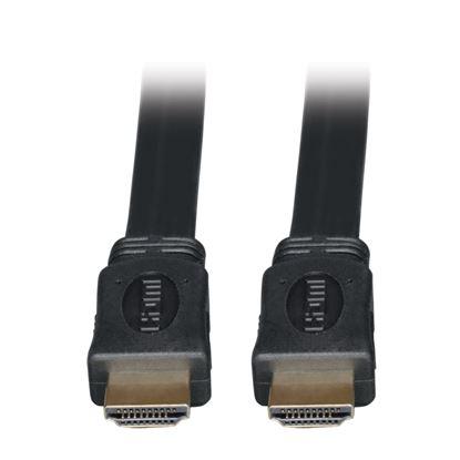 Imagen de PAQ. C/2 - TRIPLITE - CABLE HDMI PLANO DE ALTA VELOC IDAD HD 4KX2K C/ AUDIO M/M 0.91M.