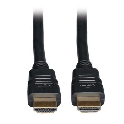 Imagen de PAQ. C/2 - TRIPLITE - CABLE HDMI DE ALTA VELOCIDAD C/ ETHERNET HD 4KX2K M/M 0.91M