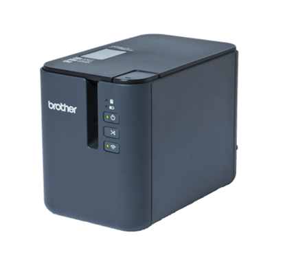 Imagen de BROTHER - ROTULADORA ESCRITORIO PT-P950NW WIFI ETHERNET USB CINTAS 3.5 A 36MM