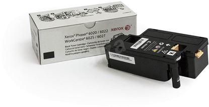 Imagen de XEROX - TONER NEGRO PHASER 6020/6022/WC 6025/6027 (2 000 IMPRESIONES)