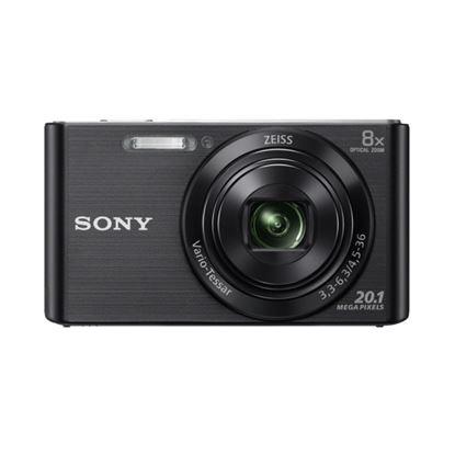 Imagen de SONY - CAMARA DIG. SONY 20.1 MPX Z/8X LCD 2.7 USB BAT.REC V/HD 360¦ NEG