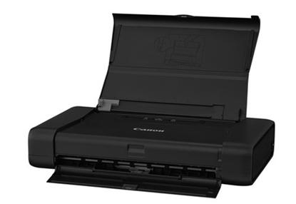 Imagen de CANON - IMPRESORA IP110 PORTATIL INYECC DE TINTA WIFI USB 9IPM 9600X2400 DP
