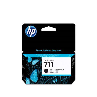Imagen de HEWLETT PACKARD - HP 711 NEGRO 38ML TINTA AMPLIO FORMATO CZ129A