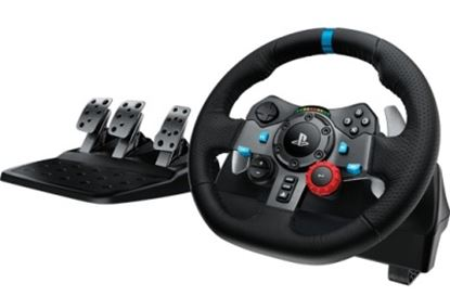Imagen de LOGITECH - VOLANTE LOGITECH G29 DRIVING FORCE PC/PS3/PS4 GAMING