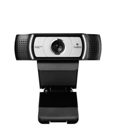 Imagen de LOGITECH - CAMARA WEB LOGITECH C930E FU HD OPTICO 4X LYNC/SKYPE/CISCO