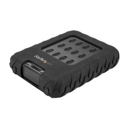 Imagen de STARTECH - GABINETE USB 3.1 PARA DISCO DUR O SSD SATA 2.5 RUGGED IP65