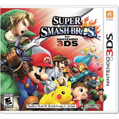 Imagen de NINTENDO - 3DS SUPER SMASH BROS .