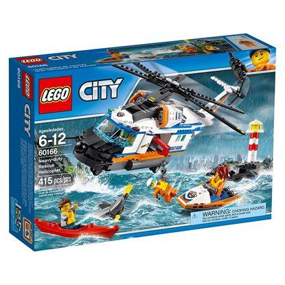 Imagen de LEGO - 60160 LEGO CITY JUNGLE MOBILE LAB 426 PZAS