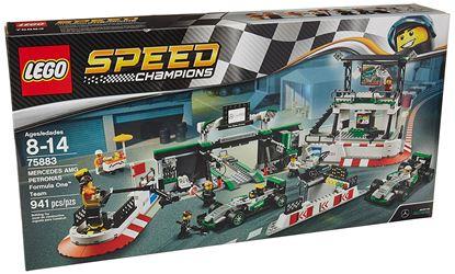 Imagen de LEGO - 75883 SPEED CHAMPIONS MERCEDES AMG PETRONAS FORMULA ONE TEAM