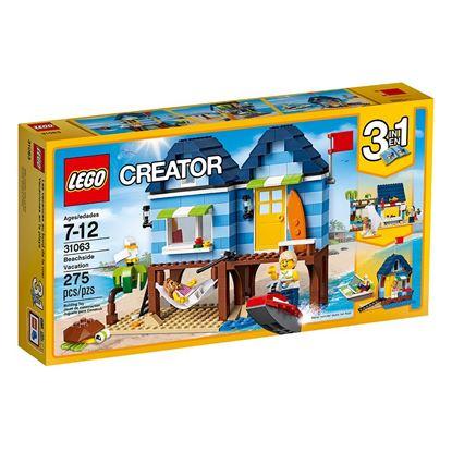 Imagen de LEGO - 31063 LEGO CREATOR BEACHSIDE VACATION